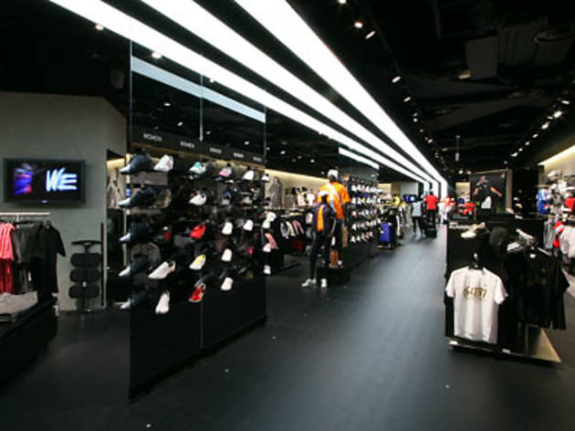 Adidas Performance Centre Roppongi Hills Shopping In