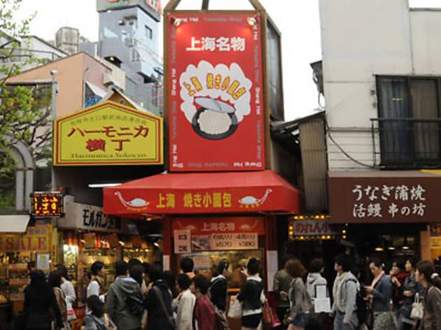 Shanghai Yaki-Shoronpo