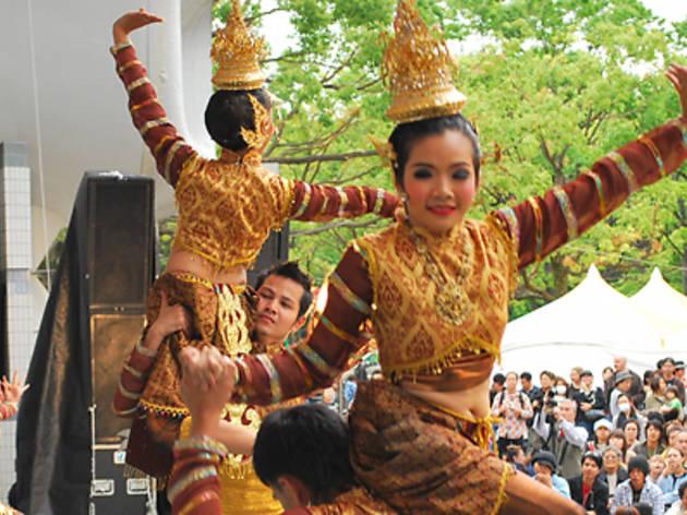 第14回 タイ・フェスティバル 2013