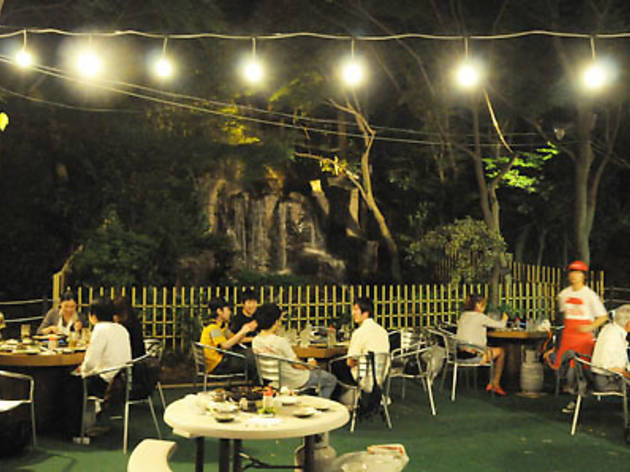 Tokyos best beer gardens Time Out Tokyo