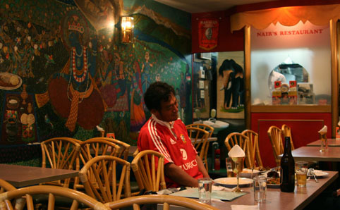 南インド:ナイルレストラン