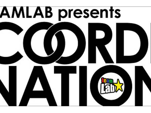TEAMLAB presents COODINATION