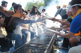第15回目黒のさんま祭(2010年)