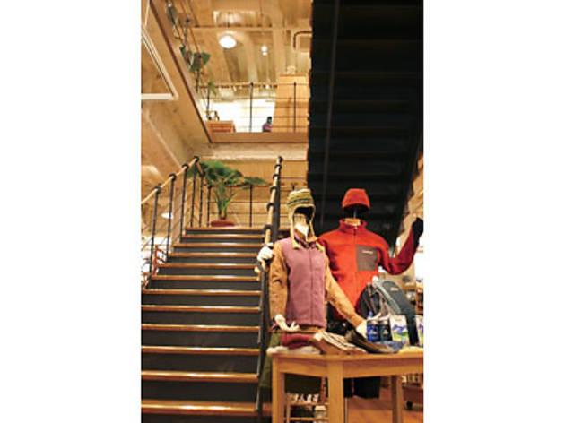 モンベル恵比寿店