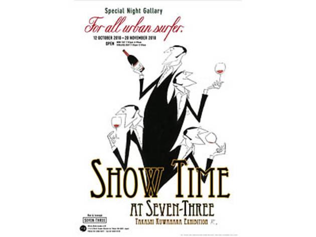 Takashi Kuwahara: 'Show Time'