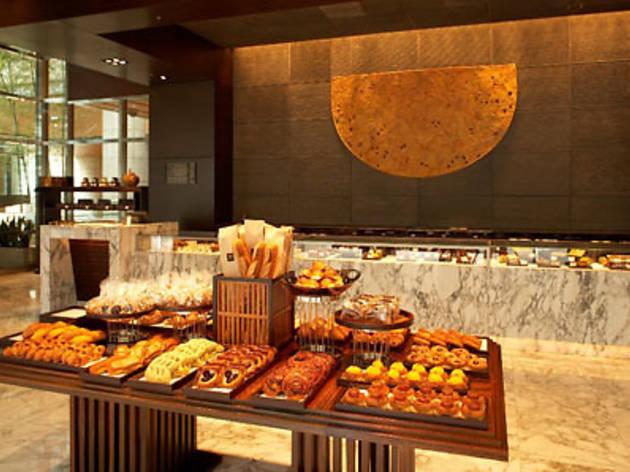 Get gourmet pastry takeaways...