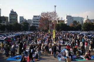 Meiji Park Super Jumbo Flea Market