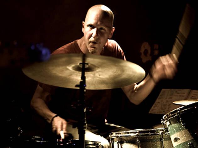 Doug Scharin:スペシャル ドラム クリニック