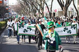 セント・パトリックス・デー・パレード2011