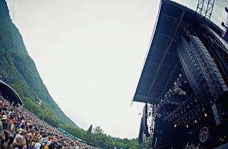 Fuji Rock Festival, 2011