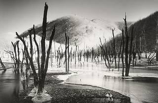 岡崎正人写真展「BRETHING WATER 水の呼吸」