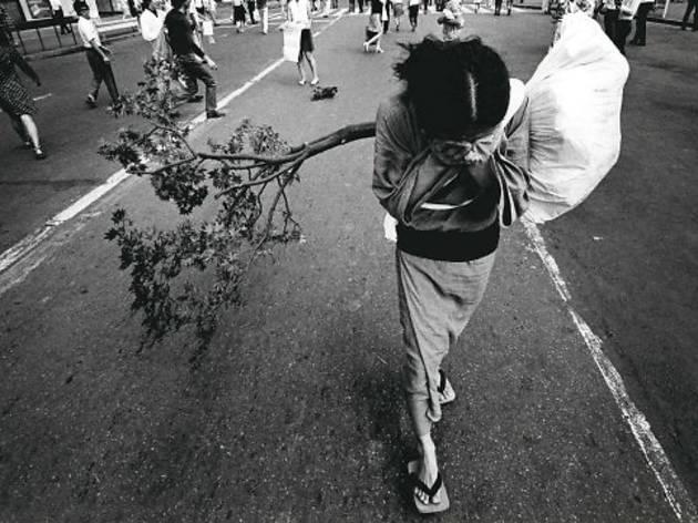 Shomei Tomatsu: Shinjuku Turmoil