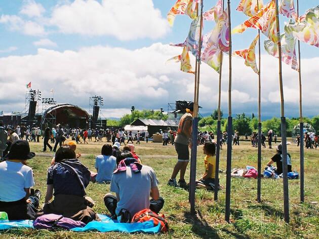 RISING SUN ROCK FESTIVAL 2011 in EZO