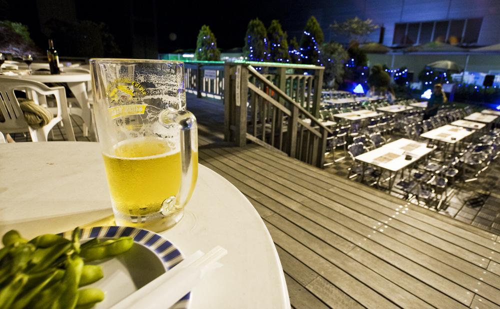 Tokyu Rooftop Premium Beer Garden