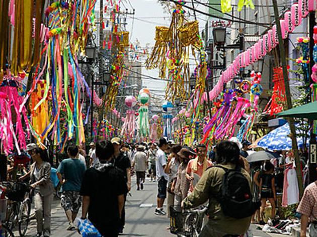 Shitamachi Tanabata Matsuri (2013)