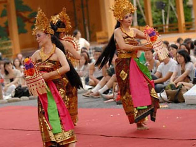 Asagaya Bali Dance Festival (2013)