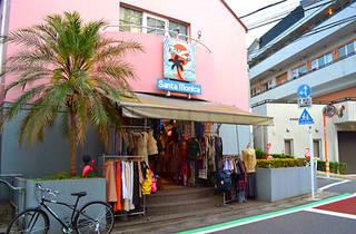 サンタモニカ 遊歩道店
