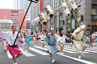 日本橋架橋百年祭
