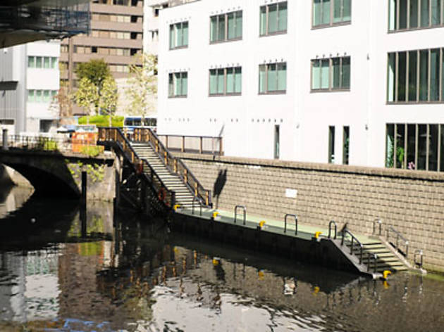Nihonbashi Boarding Deck
