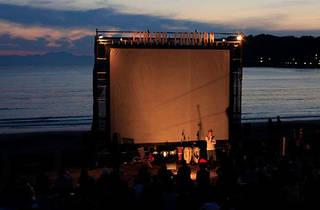 逗子海岸映画祭 2012