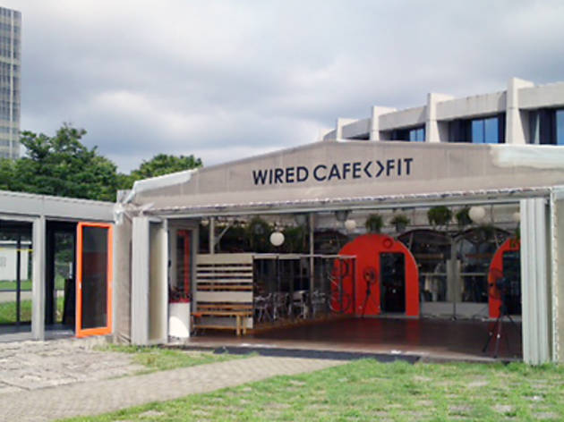 【閉店】WIRED CAFE<>FIT