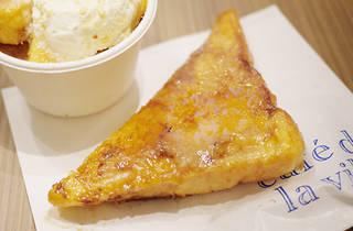 【閉店】cafe de la ville 渋谷店