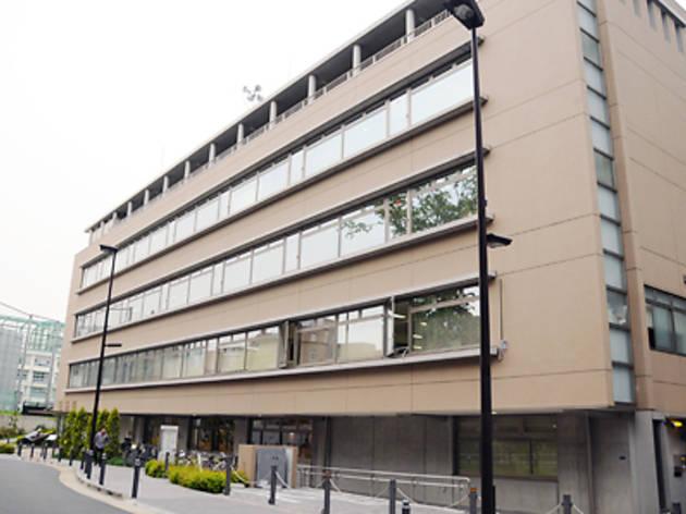 渋谷区立図書館 中央図書館