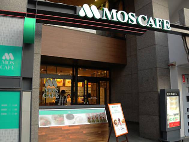 モスカフェ(MOS CAFE) 恵比寿東店