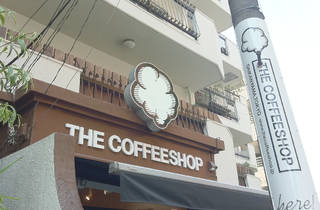 THE COFFEESHOP daikanyama