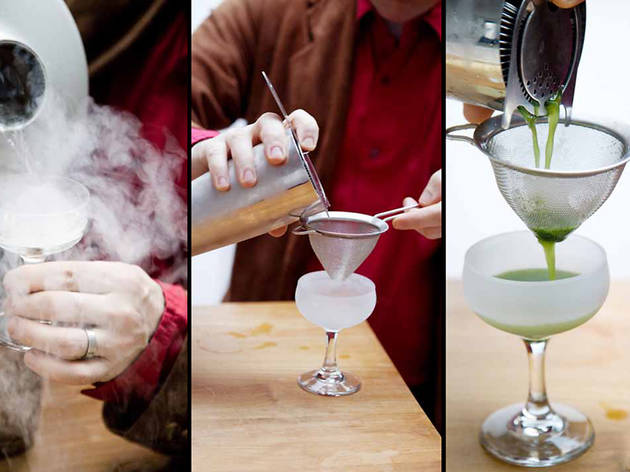 Reinventing the Cocktail