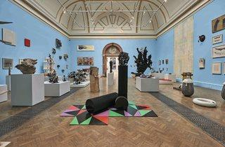 (Royal Academy Summer Exhibition 2015, © The Royal Academy of Arts. Photo: Benjamin Norton)
