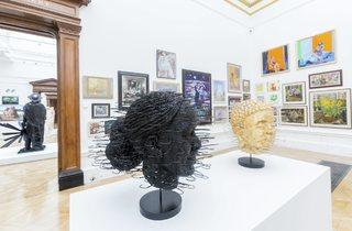 (Royal Academy Summer Exhibition 2015, © The Royal Academy of Arts. Photo: Benedict Johnson)