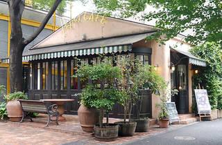Papas CAFE 広尾店