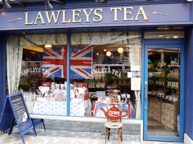 LAWLEYS TEA