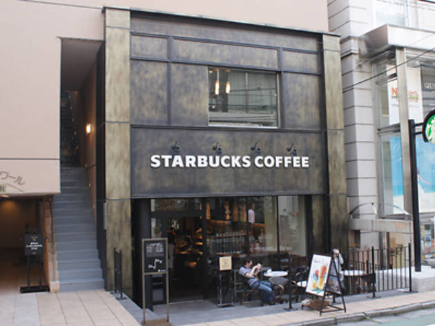 スターバックス 表参道神宮前4丁目店