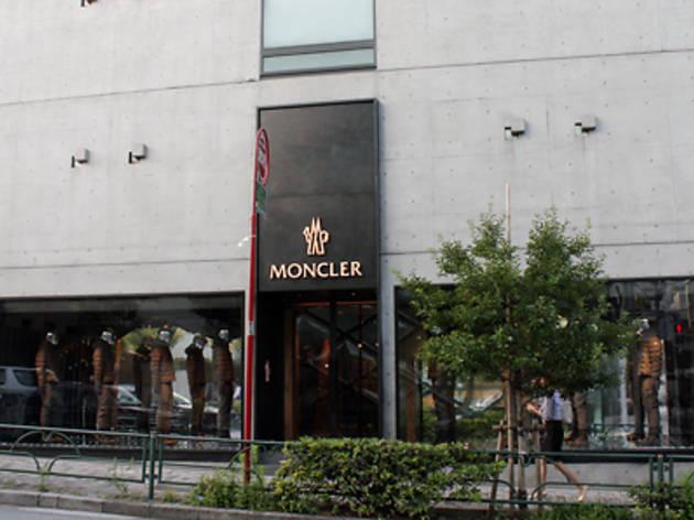 モンクレール 青山店