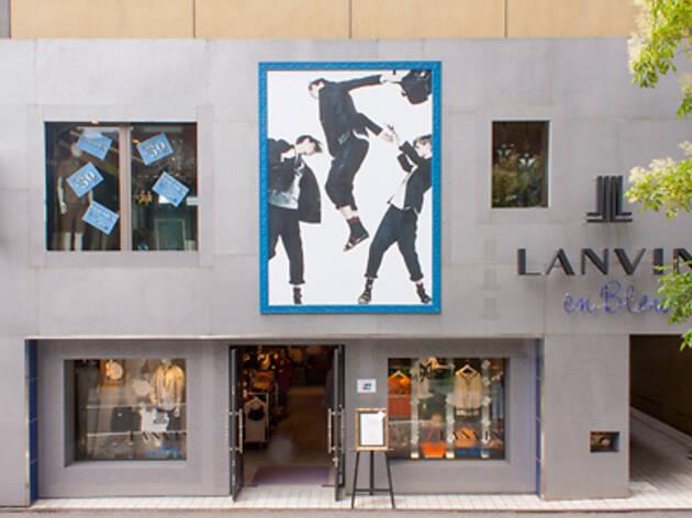 LANVIN EN BLEU 表参道店