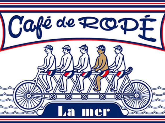 カフェ ド ロペ ラ メール