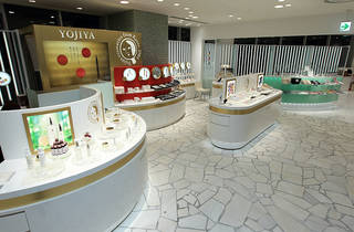 よーじや 渋谷ヒカリエ ShinQs店 コスメティック&カフェ