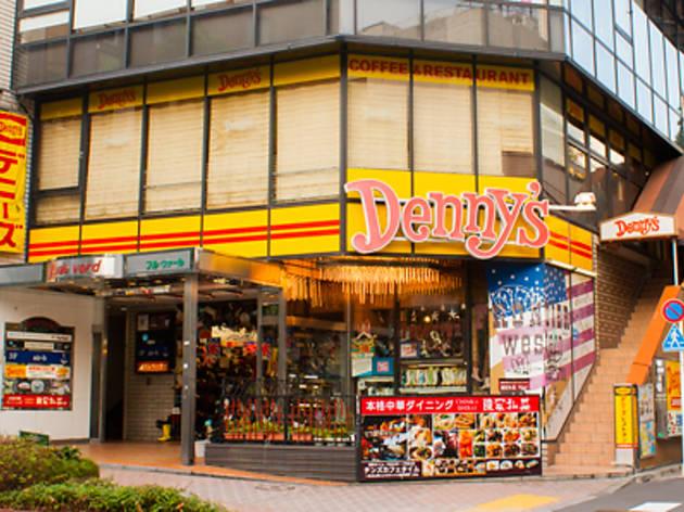 デニーズ 渋谷公園通り店