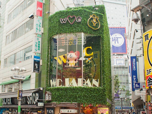 WC 渋谷センター街店