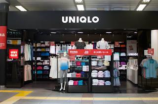 ユニクロ 渋谷駅中央口店