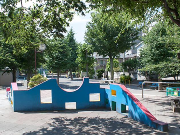 恵比寿南二公園