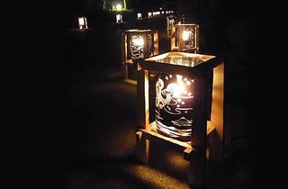江の島灯篭 2012