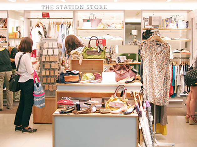 THE STATION STORE UNITED ARROWS LTD. エチカ表参道店
