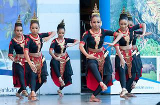スリランカフェスティバル 2012