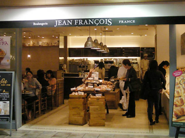 ジャン・フランソワ 渋谷マークシティ店