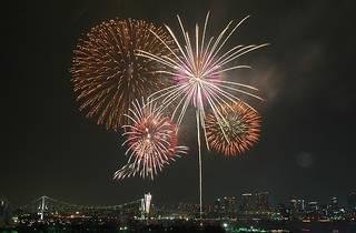 第24回東京湾大華火祭(2012)