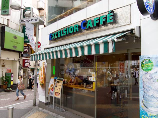 EXCELSIOR CAFE 渋谷宇田川町店