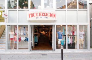 True Religion Brand Jeans Jingumae